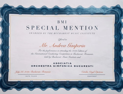 BMI Special mention